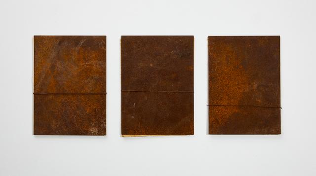 Verónica Vázquez, 'Cosas, Cajas, Papeles o Misterios', 2018, rosenfeld