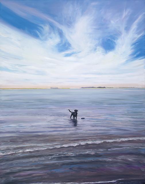 , 'Belmont Shores,' 2017, Sue Greenwood Fine Art