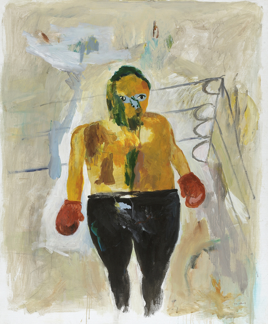 , 'Boxer,' 2013, Meem Gallery