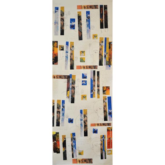 , 'Dear Mette,' 2015, Carter Burden Gallery