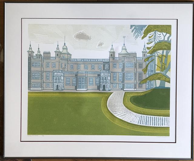 , 'Audley End House,' 1988, Fairhead Fine Art Limited