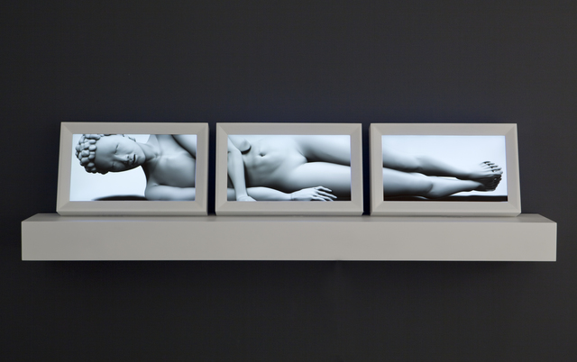 , 'Caress,' 2011, bitforms gallery