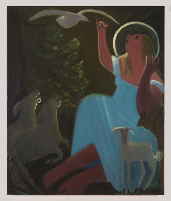 , 'Annunciation 2,' 2016, Kent Fine Art