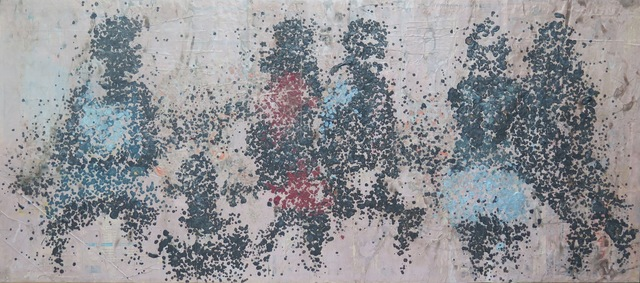 , 'Low aka the blues,' 2016, Galerie Cécile Fakhoury - Abidjan