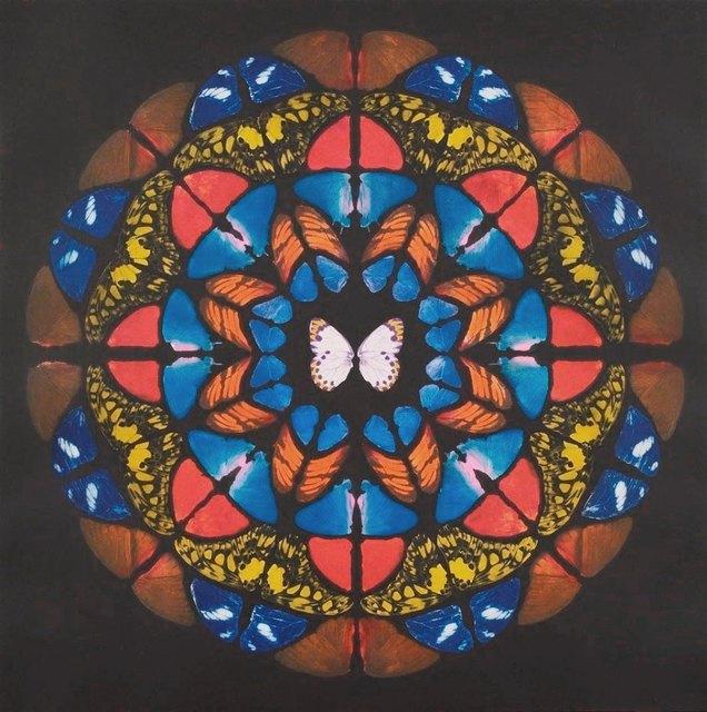 Damien Hirst, 'Belfry (from Sanctum series)', 2009, Reuben Colley Fine Art