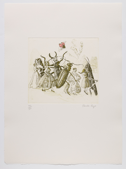 Paula Rego, 'Ladybird, Ladybird', 1989, Marlborough Graphics