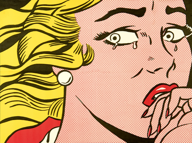 Roy Lichtenstein, 'Crying Girl', 1963, Rago