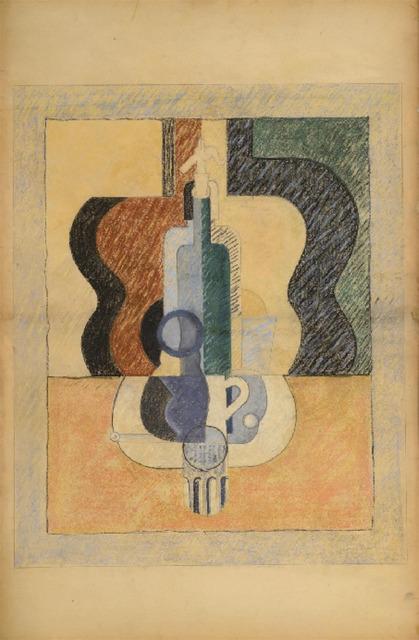 , 'Nature Morte au Syphon,' 1920, MARUANI MERCIER GALLERY