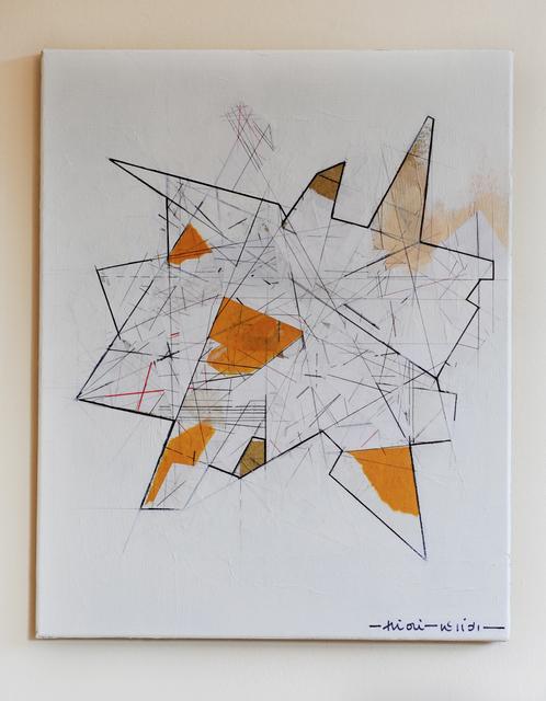, 'Mapping Infinity, Chart #1,' 2017, Gallery Elena Shchukina