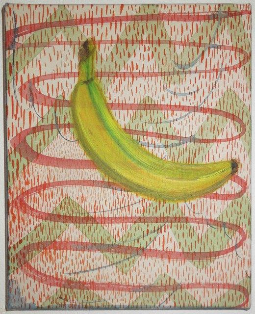 , 'Untitled (Banane),' 2019, Galerie Parisa Kind