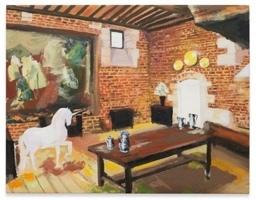 , 'Leonardo Da Vinci's Living Room, Amboise 1500,' 2014, V1 Gallery
