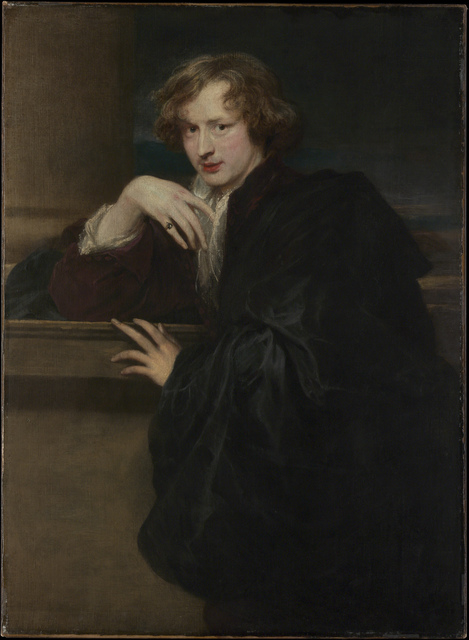 , 'Self-Portrait,' 1620-1621, The Frick Collection