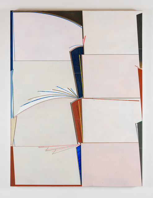 Qian Jiahua, 'Unstable building', 2018, Simon Lee Gallery