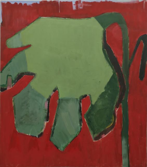 , 'Poisonous Leaf. Merry Christmas, Per,' 2018, Galerija VARTAI