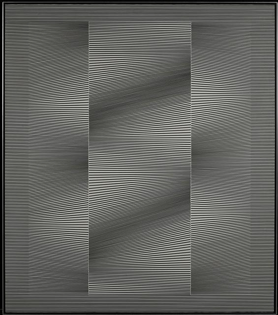 , 'Unrestful Space,' 1966, DANESE/COREY