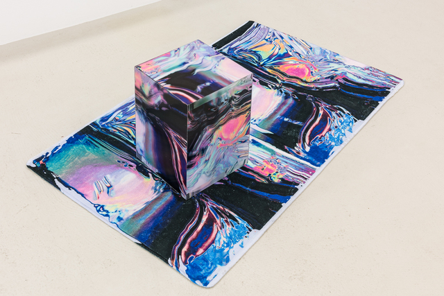 , 'infinity cube,' 2017, Annka Kultys Gallery
