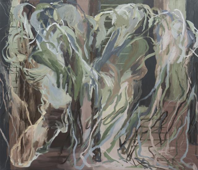 , 'The Third Walker,' 2015, BERLIN BLUE art