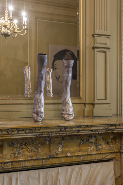 , 'Relicts for Holy Monday,' 2012, International Manifesta Foundation