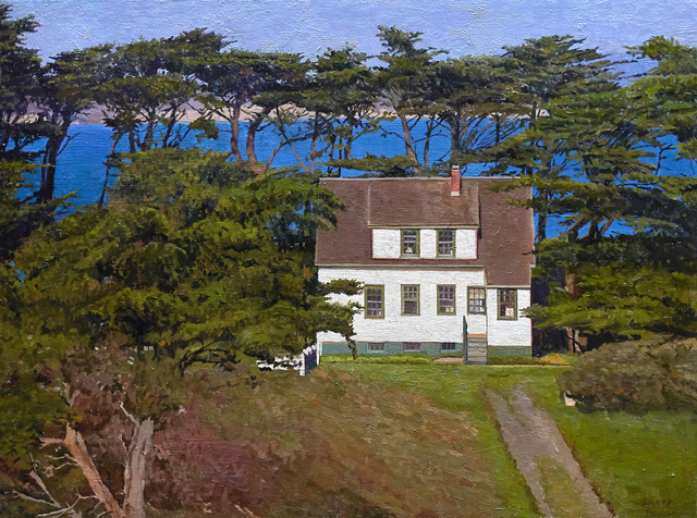 , 'House in Point Reyes,' , Gallery 1261