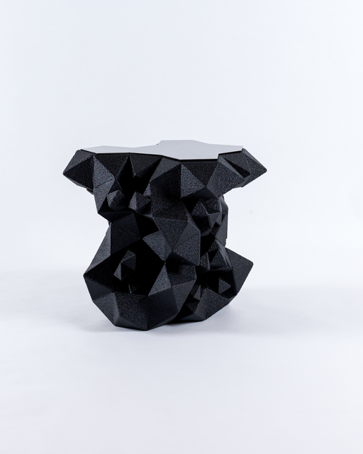 , 'Black Side Table,' 2011, Gallery ALL