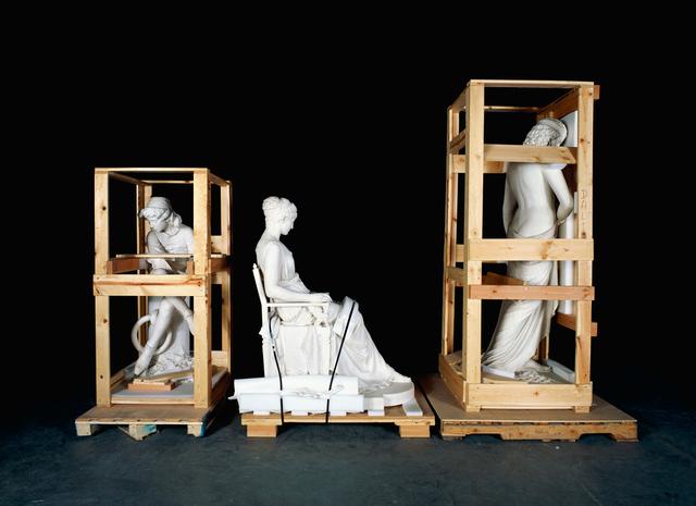 , 'Columbus, Penelope, Delilah,' 2005, Anglim Gilbert Gallery