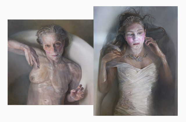 , 'Goddess Series:  Mother and Bride (Diptych),' 2019, RJD Gallery