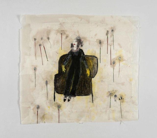 , 'Sitzende,' 2017, Zilberman Gallery