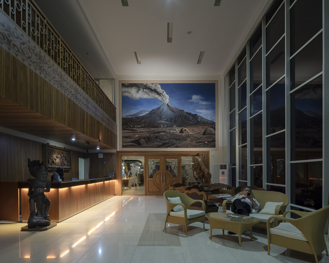 , 'Merapi Merbabu hotels and resorts' lobby, Yogyakarta,' 2016-2017, Francesca Maffeo Gallery