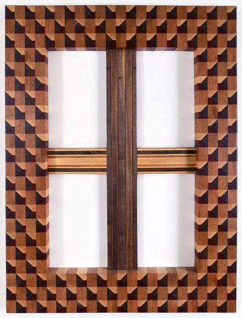 , 'Woodgrain 6,' 2017, Erin Cluley Gallery