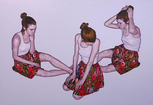 , 'Romina #36,' 2015, Aki Gallery
