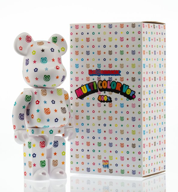 BE@RBRICK, 'Multi Color Version 400%', 2012, Heritage Auctions