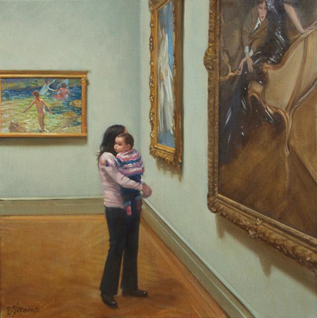 Bradley Stevens, 'Los Niños', Zenith Gallery