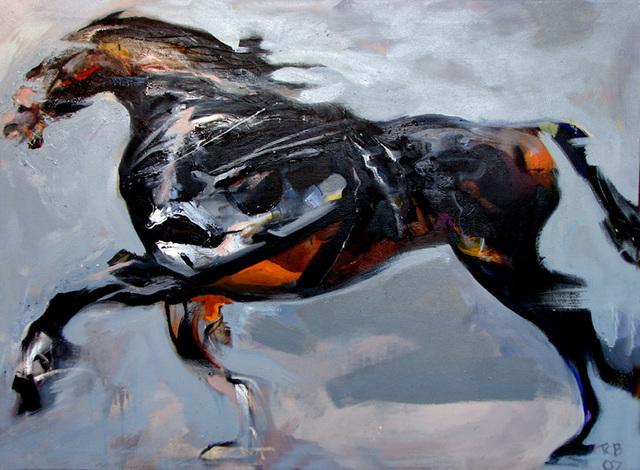 , 'Furioso,' 2007, Tabla Rasa Gallery