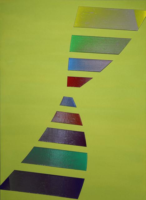 , 'Lemon Twist ,' 2015, Peter Robertson Gallery