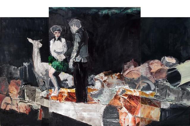 , 'Sleepless 6,' 2013, Danysz Gallery