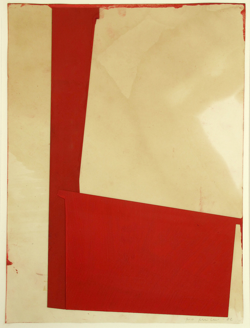 Manfred Müller, 'Untitled', 2002, Mixed Media, Mixed media and collage on paper, ROSEGALLERY