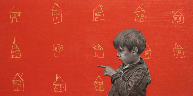 , 'Teo,' 2017, Muriel Guépin Gallery