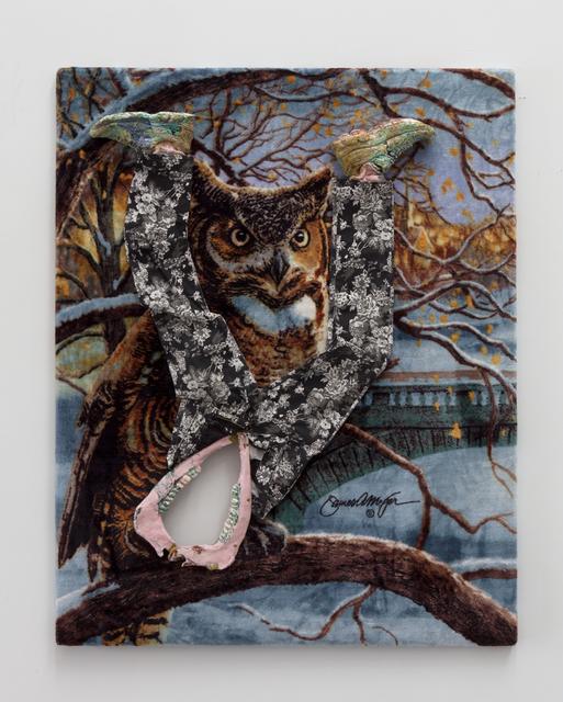 Kris Lemsalu, 'Blanket 4', 2017, Tatjana Pieters