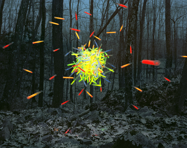 , 'Glowsticks no. 2, Stone Ridge, New York,' 2013, Jackson Fine Art