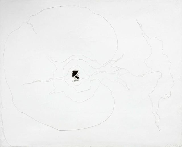 , 'Concetto spaziale,' 1962, Tornabuoni Arte
