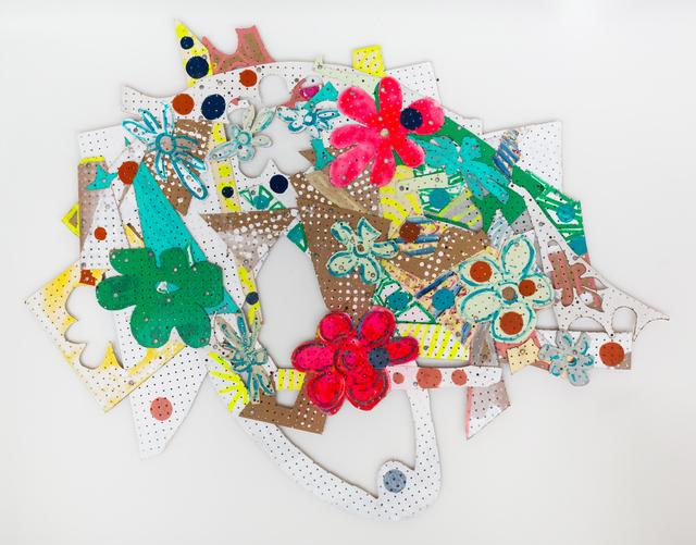 , 'Unbleached,' 2015, Eric Firestone Gallery