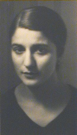 , 'Portrait of Mlle Jaffe,' 1927, Weston Gallery