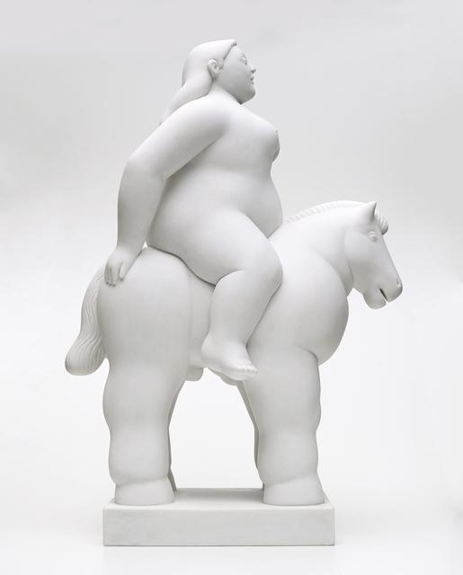 , 'Woman on a Horse,' 2013, International Art