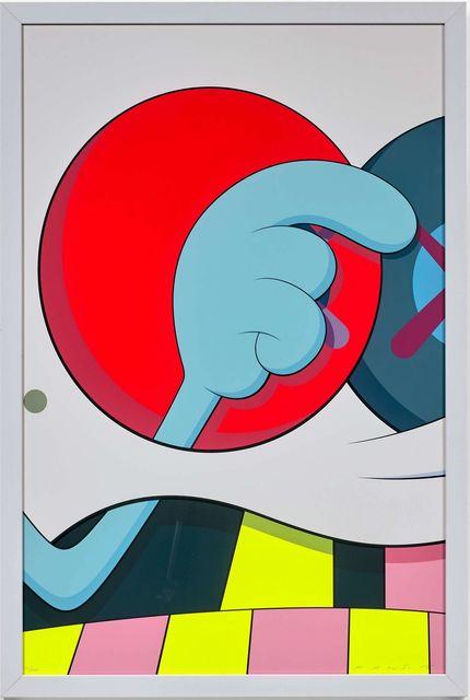 KAWS, 'Blame Game 8', 2014, Vertu Fine Art