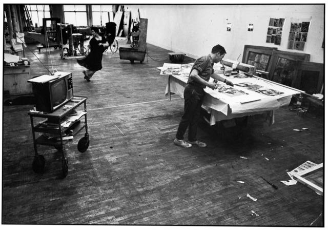 , 'Robert Rauschenberg,' 1964, Lia Rumma