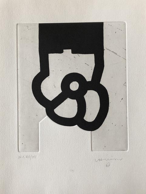 , 'Untitled, From Jorge Semprún L'Écriture ou la vie (English edition) ,' 1997, Galerie AM PARK