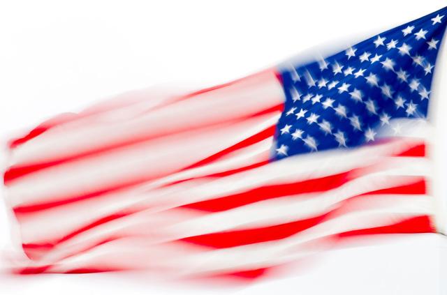 , 'Flag,' 2020, PHOTIQ