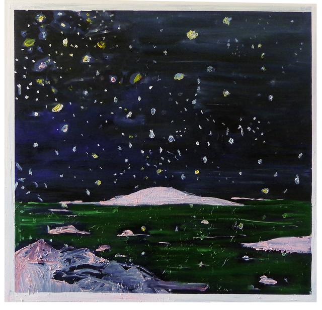 , 'Stars #2,' 2015, MODULO