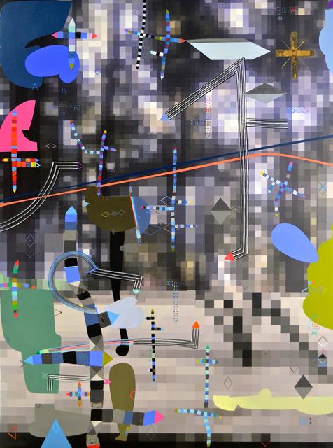 Timothy Kadish, 'Terrestre: Glimmer', 2014, Clark Gallery