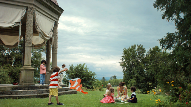 , 'Scenes From Western Culture, Rich German Children (Ingibjörg Sigurjónsdóttir),' 2015, i8 Gallery